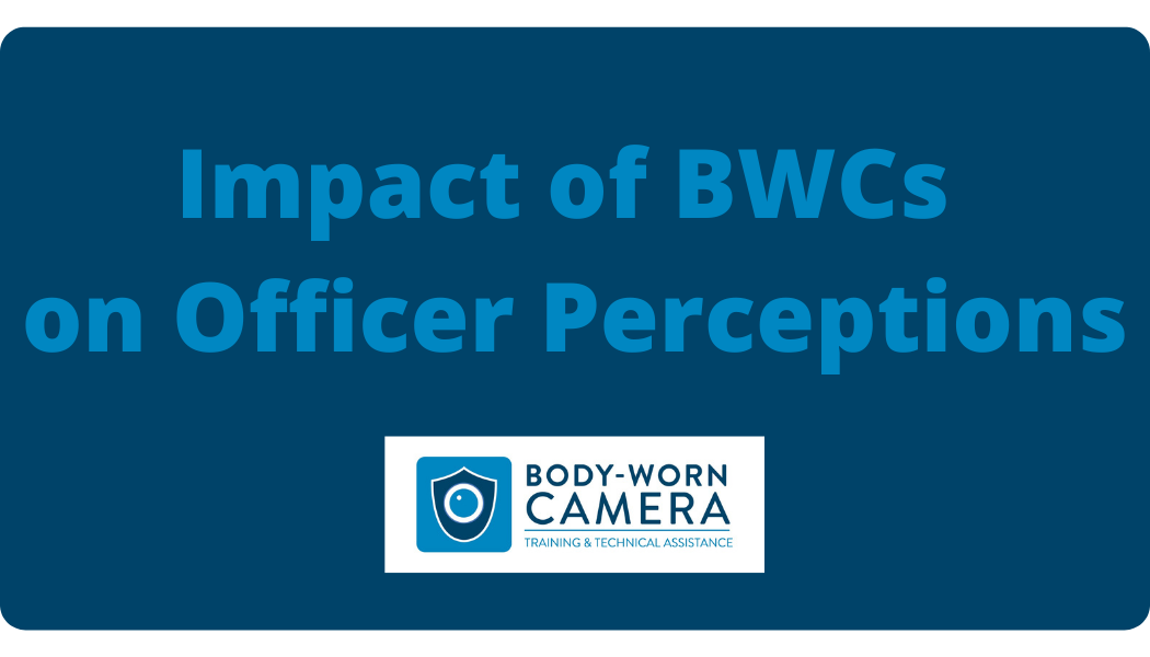officer perceptions